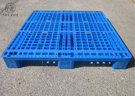 P1111 HDPE Plastic Pallets 1100 × 1100 Mm , Dynamic 1000 Kg Plastic Shipping Pallets