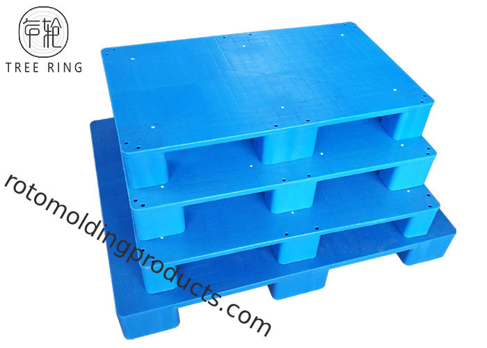 Swift Stackable Reinforced Plastic Pallets For Printing FP1210 Customized Heavy Duty